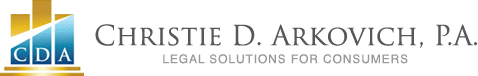 Logo of Christie D. Arkovich, P.A.