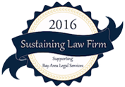 Sustaining Law Firm recognition 2016